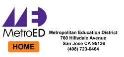 Metropolitan Education District   Logo